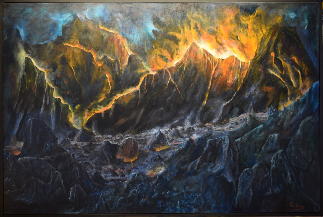 17006 Udbrud  SOLGT