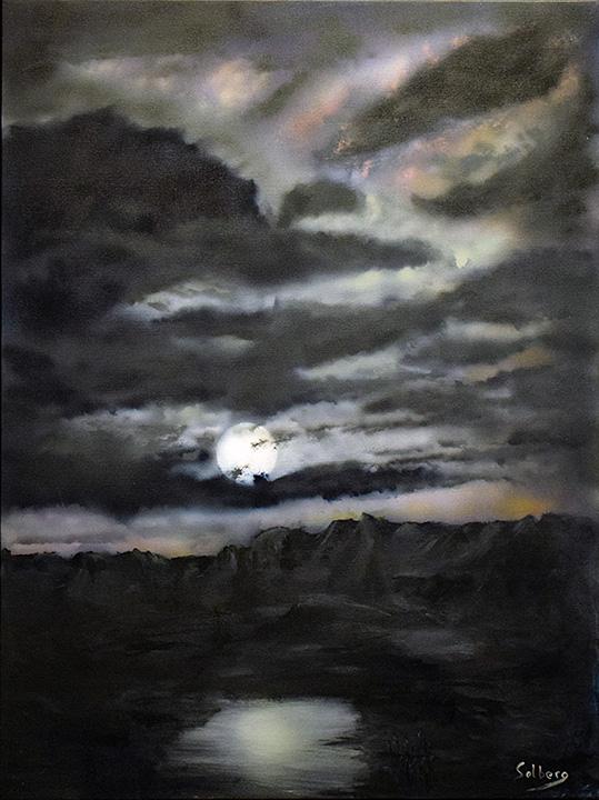 19003 Månesøen