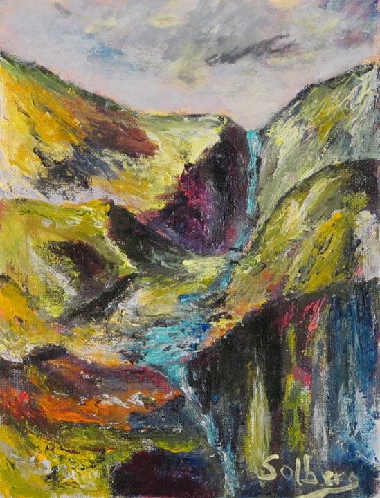 14012 Bjerge SOLGT