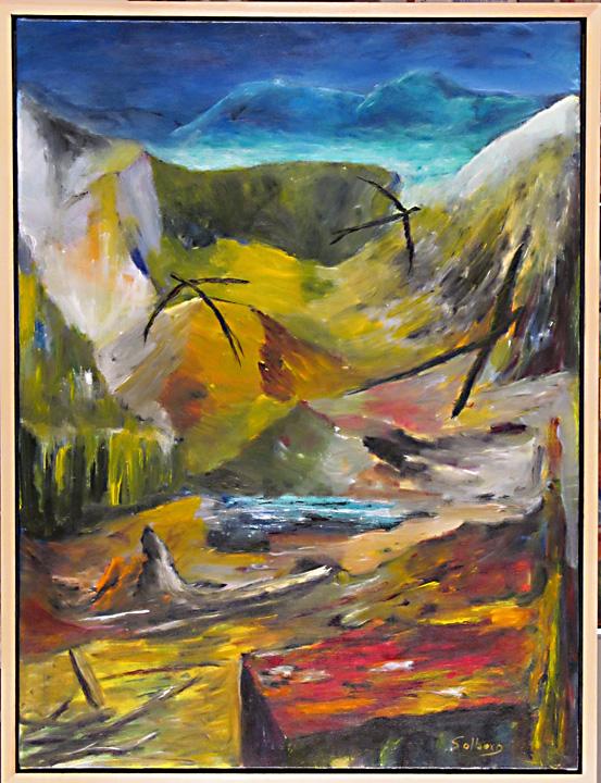 14021 Fugle i Bjerge